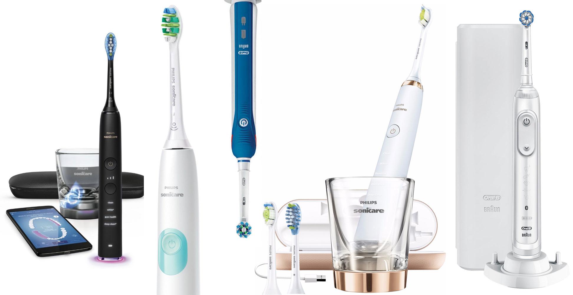 de beste elektrische tandenborstels